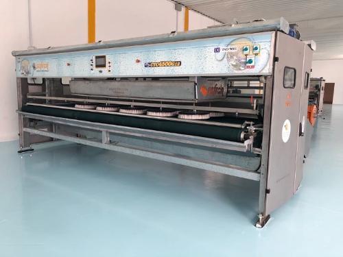 Automatic Carpet Washing Machine