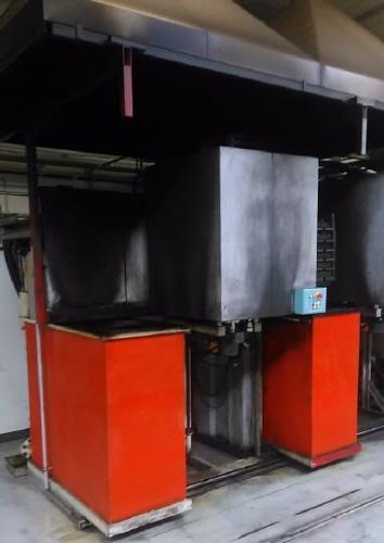 Four SOLO 202 30/30/60 P80 1000°C