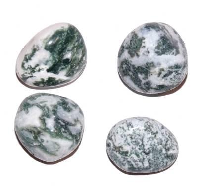 pierres roulées de lithothérapie