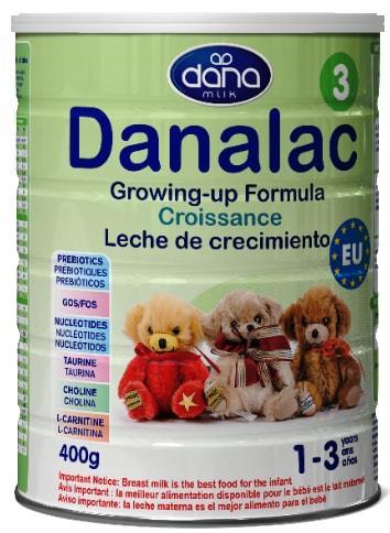 FORMULA INFANTIL DANALAC ETAPA TRES