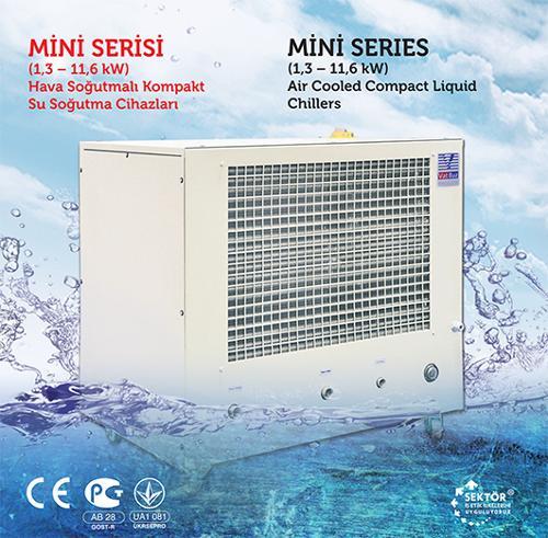 Mini Serisi Chiller