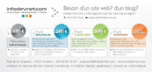 PACK WEB