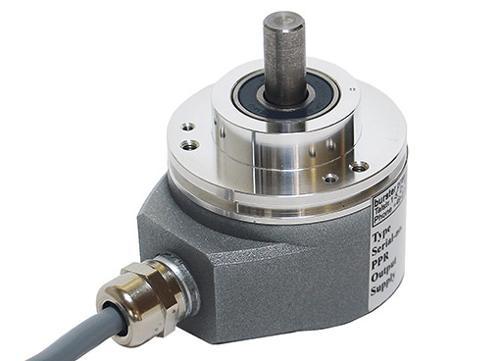 Incr. angle of rotation/rotary speed sensor-8821