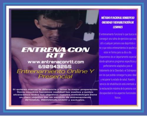 Entrenador Personal  Online y Presencial
