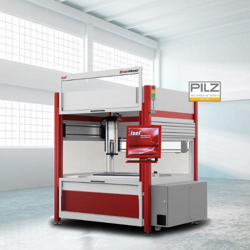 OverHead® CNC-Fräsmaschine
