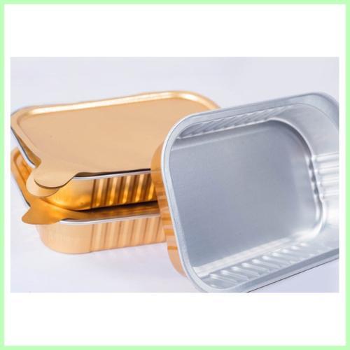 Alufolie butterbrotdose