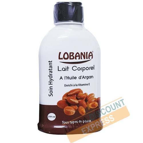 Lait Corporel À L'huile D'argan Enrichi À La Vitamine E
