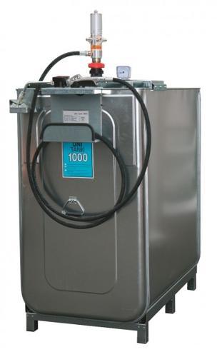 Schmierstoff-Kompaktanlage Typ UNI-Tank ECO 1000 mit...