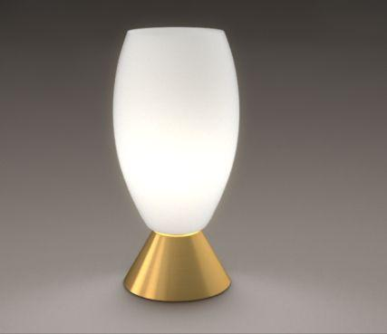 Vase shaped lamps