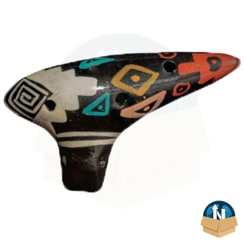 Ceramic Ocarina