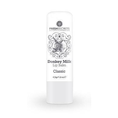 Soin Lèvre Lait D'ânesse Régénérant 4.5g (baumes À Lèvres) 6 Parfums 100%