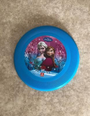 Frisbee La Reine Des Neiges Hello Disney