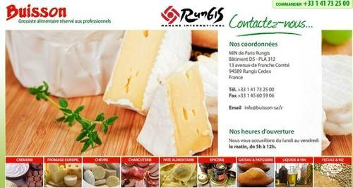 grossiste fromages européens