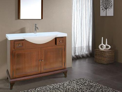 Bathroom Cabinet With Mirror – 3112