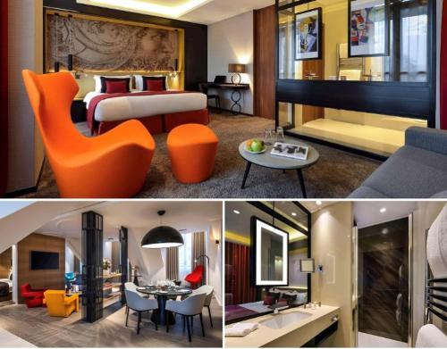 Reference - Grand Hotel La Cloche *****
