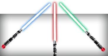 Leuchtschwerter Lichtschwerter