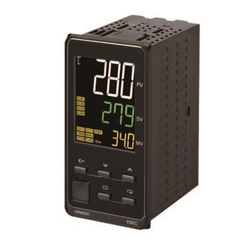 E5EC temperatuurregelaar