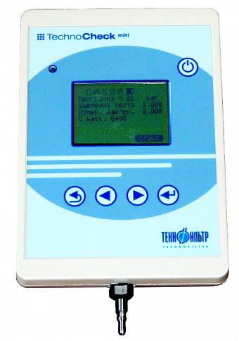 Integrity Test Device Technocheck® Mini