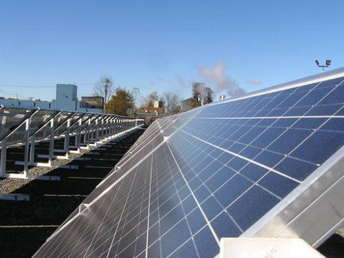 Конструкции солнечных станций