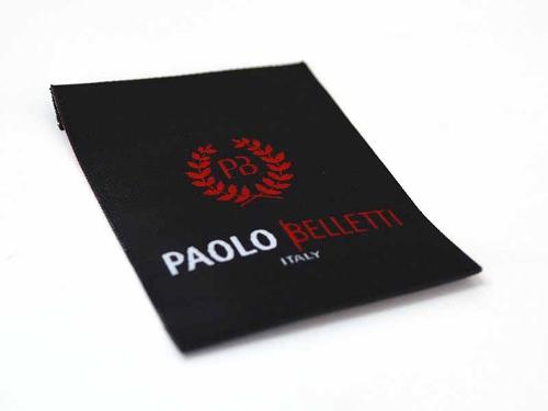 Customized Woven Label, Garment Label, Clothing Label