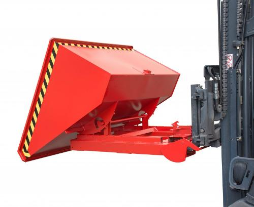 AUTOMATIC TILTING CONTAINER TYPE 4A