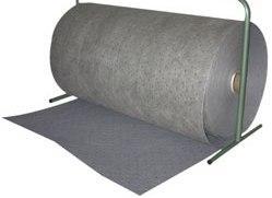 Rouleau absorbant tout liquide, tapis double...