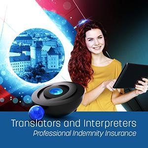 Professional Indemnity Insurance for Translators