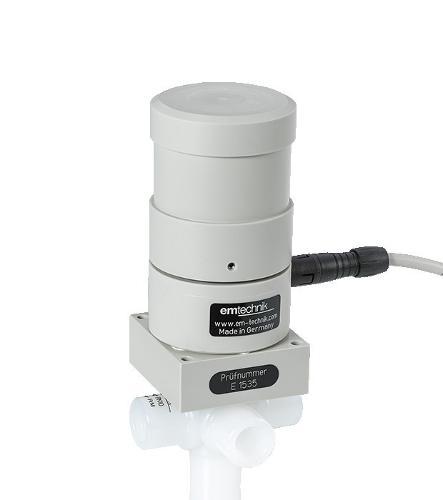 Vanne à boisseau avec actionneur électrique 6R