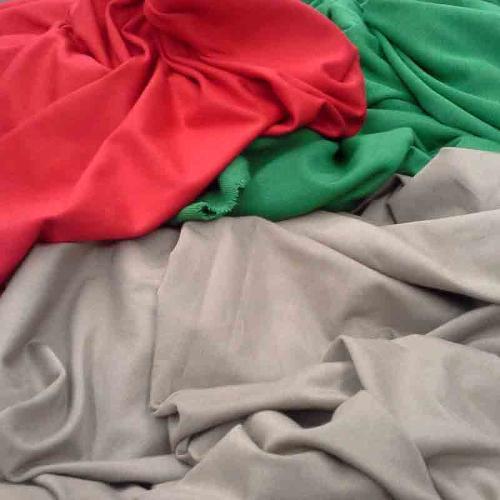 30S  Viscose Spandex 190gsm Plain Color Fabric Jersey