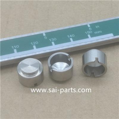 piezas mecánicas, espárrago de titanio