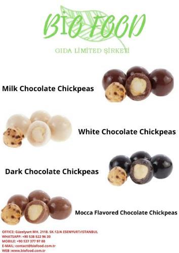 chocolat et derivé