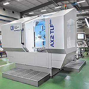 Tiefbohr-Fräsmaschine AUERBACH AX2 TLFduo