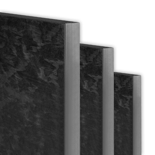 POM C schwarz Platten 20 – 100 mm Stärke