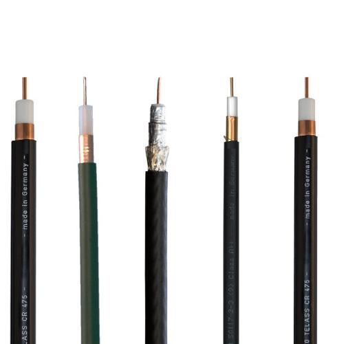 CATV : Câbles de distribution et câbles de liaison