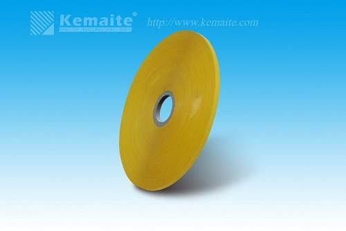 Heißes Druckband (Hot print tape) PET/PP-Folie