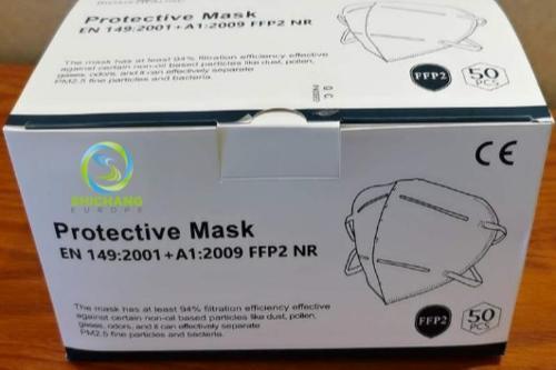 Les Masques Respiratoires  FFP2 NR PFE >94%  COVID 19