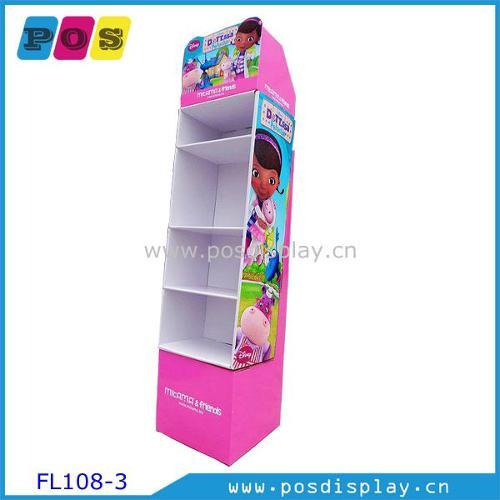 Custom made Corrugated paperboard display FL108
