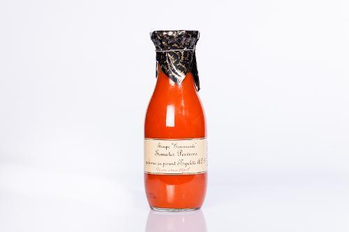 Soupe À La Tomate - Poivron Au Piment D'espelette