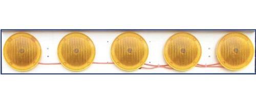 Signalisation lumineuse de chantiers - Rampes 5 feux