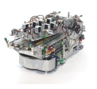 Assemblagem de maquinas eletrónicas