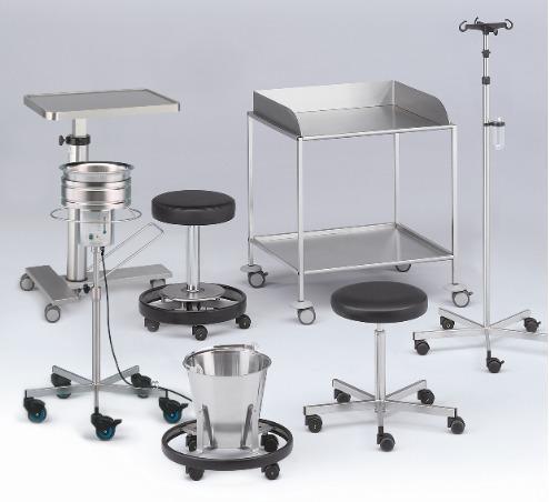 varimed® Mobilier pour blocs opératoires et urgences