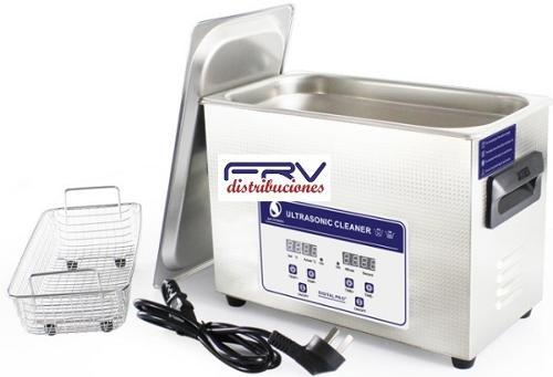 Lavadora por ultrasonidos