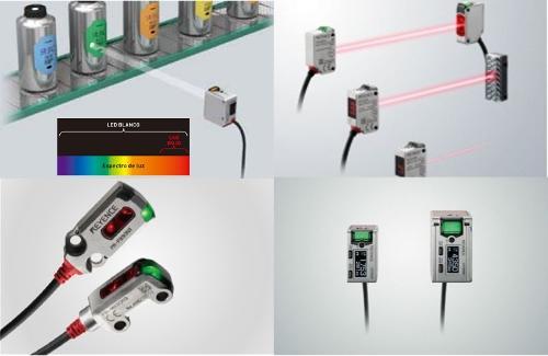 Sensores INOX