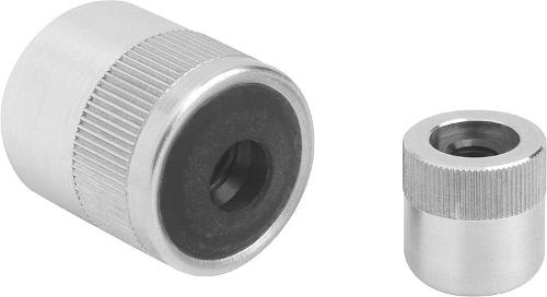 Lateral Spring Plungers Without Thrust Pin