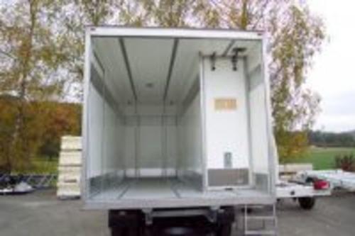 Kühlfahrzeuge Für Den Effizienten Transport Von Frisch-fleisch, Fleisch
