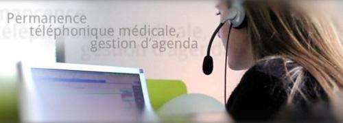 Accueil téléphonique Professions de santé