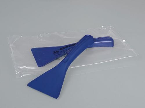 Racleur détectable, bleu
