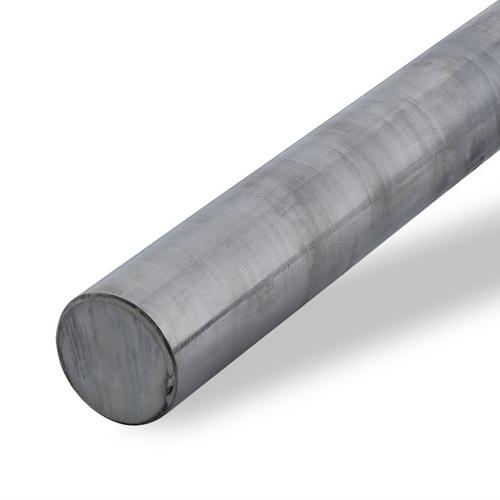 Stainless steel round, 1.4571, hot-rolled, untreated