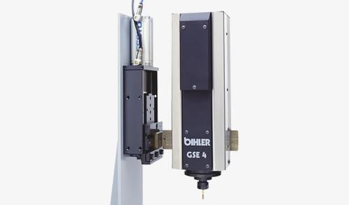 Unidades de mecanizado de roscas - GSE