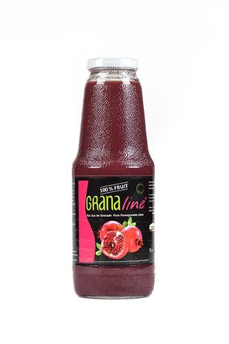 100% Pur jus de grenade Bio Granaline